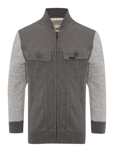 Lee Boys fleece cardigan