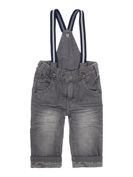 Timberland Baby boys denim trousers and its braces