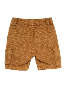 Baby boys fancy bermuda shorts