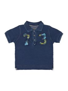 Baby boys short sleeves polo shirt