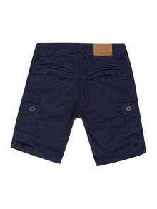 Boys organic cotton bermuda shorts