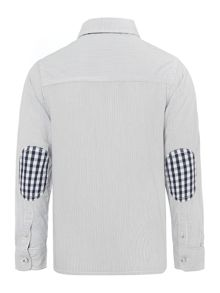 Boys striped long sleeved shirt