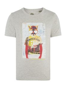 Boys organic short sleeves tee-shirt