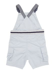 Baby boys organic dungarees