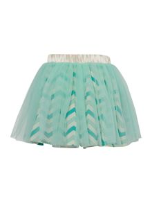 Girls tutu skirt and bracelet