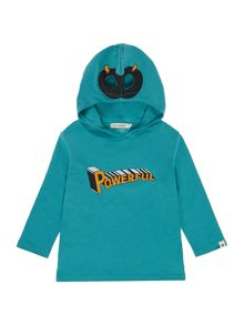 Baby Boys Hooded T-Shirt