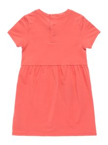 Girls Short Sleeved Dress