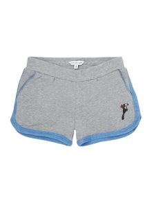 Girls fleece shorts