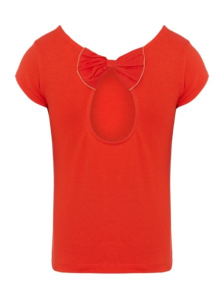Little Marc Jacobs Girls short sleeved t-shirt