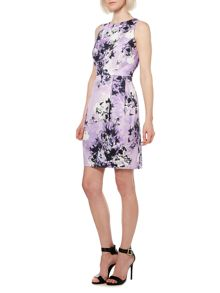 Floral occasion dress