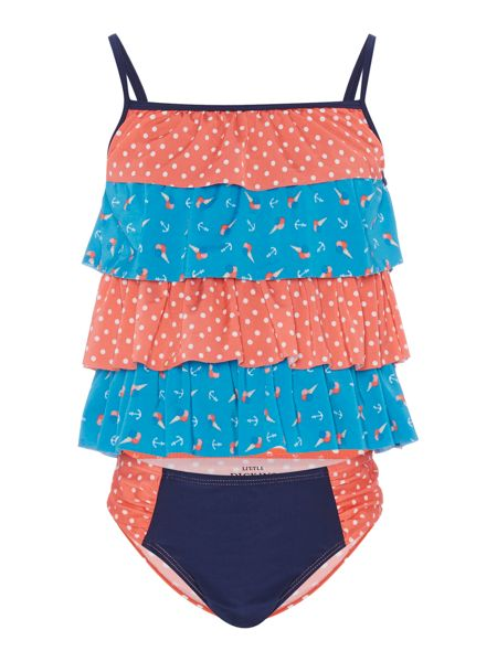 Little Dickins & Jones Parasol Tankini