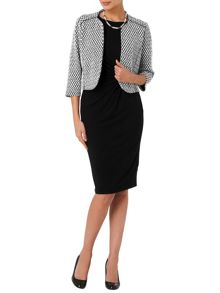 Carley textured jacket