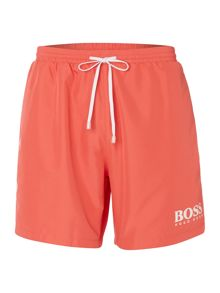 Elastic Waist Swimming Shorts