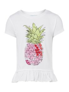 Little Dickins & Jones Pineapple Tee