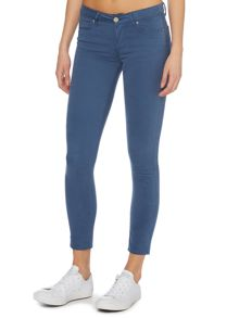 Verdugo ankle skinny soft jean in cornflower blue