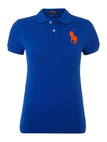Polo Ralph Lauren Short sleeved polo with big logo