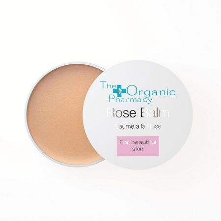 The Organic Pharmacy Rose Hand & Nail Balm 10ml