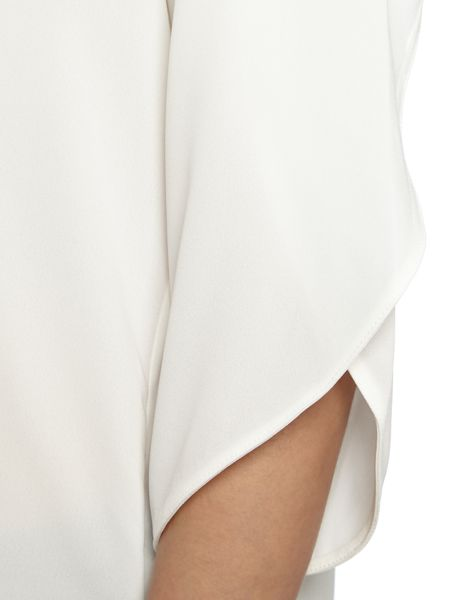 Vince Camuto Crew neck blouse