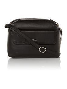 Nappa Black Medium Crossbody