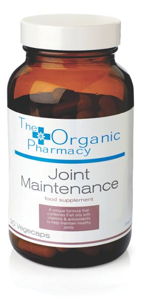 The Organic Pharmacy Joint Maintenance 90 caps