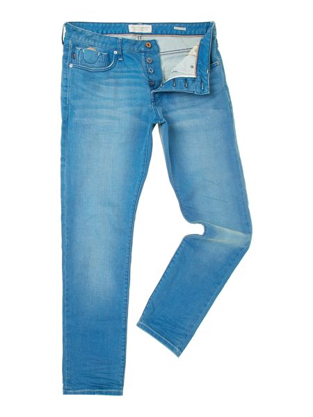 Scotch & Soda Ralston - Summer Spirit Slim Fit Jeans