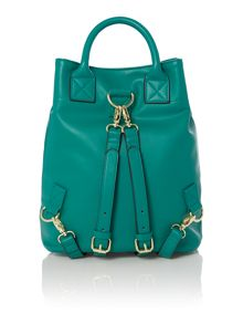 luna duffle backpack handbag
