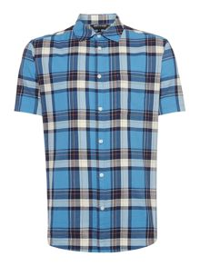 Chad Large Check Shirt