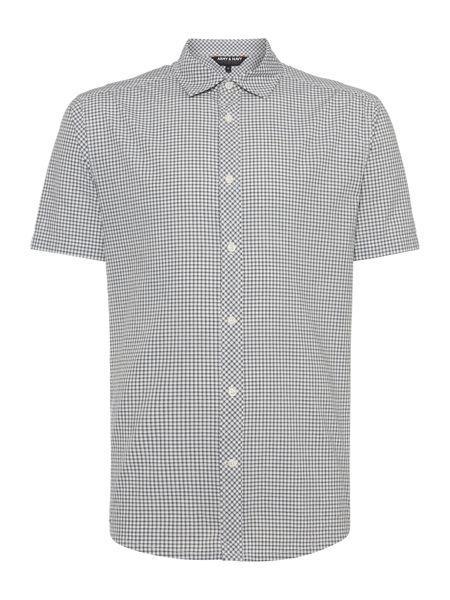 Army & Navy Gingham Check Shirt