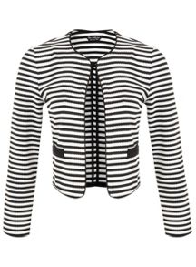 Multi Stripe Jacket