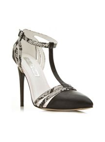 Geneva Strappy Pointed Court