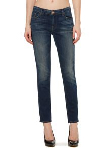J Brand Ellis slim straight leg jean in betrayal
