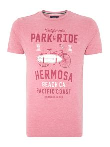 Park & Ride Graphic Crew Neck T-Shirt