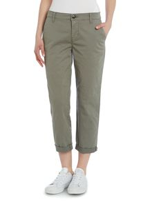 J Brand Alex slim leg chino in tarmac