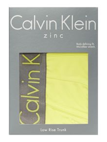 Zinc Cotton Trunk