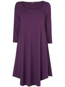 Terrie Trapeze Dress