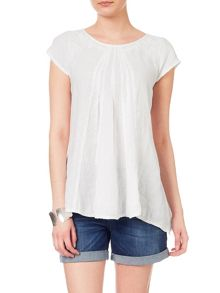 Isla embriodered blouse