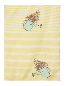 Watering Can Stripe Scarf