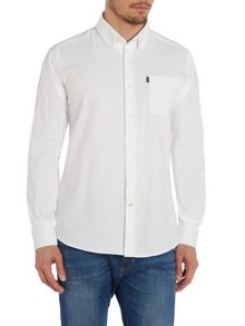 Barbour Plain Long Sleeve Collar Shirt Classic Fit