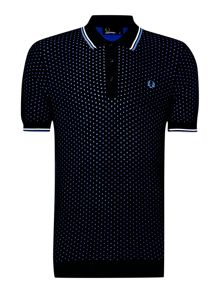 Textured Polo Shirt Regular Fit