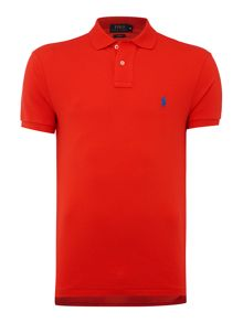 Custom Fit Basic Mesh Polo