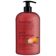Baylis & Harding Pink Grapefruit & Raspberry Bath & Shower Crème