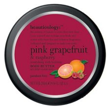 Pink Grapefruit & Raspberry Body Butter 250ml