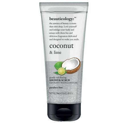 Baylis & Harding Coconut & Lime Shower Scrub 250ml