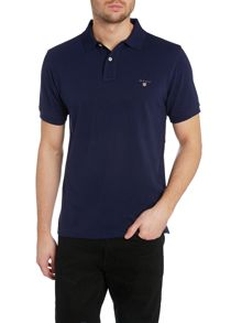 Short-Sleeved Classic Polo Shirt