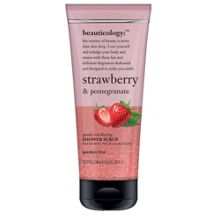 Baylis & Harding Strawberry & Pomegranate Shower Scrub 250ml