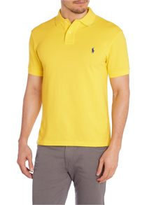 Polo Ralph Lauren Slim Fit Basic Mesh Polo