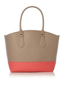 Eternity neutral large tote bag