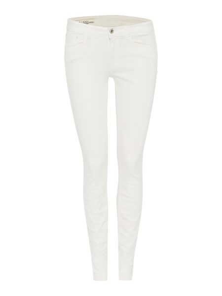G-Star 3301 contour high skinny jean in rinsed