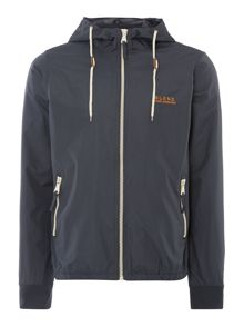 Casual Full Zip Windbreaker