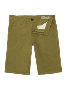Blend Canvas Shorts